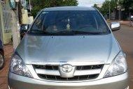 Bán Toyota Innova G đời 2007, màu bạc giá 490 triệu tại Đắk Lắk