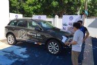 Dòng gầm cao nhập Đức Volkswagen Touareg 3.6L màu nâu, tặng 289 triệu. Cam kết giá tốt giá 2 tỷ 889 tr tại Khánh Hòa
