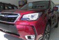 Bán Subaru Forester năm 2016, màu đỏ, nhập khẩu chính hãng giá 1 tỷ 440 tr tại Bình Dương