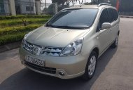 Bán Nissan Grand Livina 1.8 AT đời 2012, màu ghi vàng, 500 triệu giá 500 triệu tại Hà Nội