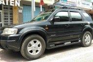 Cần bán xe Ford Escape 3.0 đời 2002, màu đen số tự động, giá 225tr giá 225 triệu tại Đà Nẵng