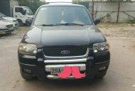 Bán Ford Escape 3.0 màu đen, đã đi 11.900km giá 235 triệu tại Hà Nội