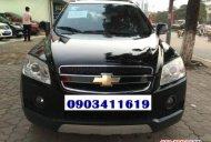 Bán ô tô Chevrolet Captiva MT đời 2008, màu đen  giá 375 triệu tại Hà Nội