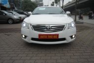 Cần bán gấp Toyota Camry 2.0E đời 2011, màu trắng, nhập khẩu giá 779 triệu tại Hà Nội