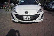 Cần bán Mazda 3 2010, màu trắng, nhập khẩu nguyên chiếc giá 515 triệu tại Hà Nội