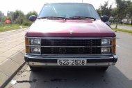 Cần bán gấp Dodge Caravan 2.2MT đời 1987, màu đỏ, nhập khẩu nguyên chiếc   giá 90 triệu tại Tp.HCM