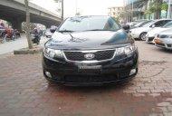 Cần bán gấp Kia Forte SX đời 2013, màu đen giá 519 triệu tại Hà Nội