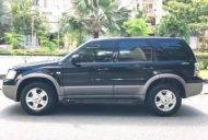 Cần bán xe cũ Ford Escape 2.3L năm 2007, màu đen xe gia đình giá 369 triệu tại Tp.HCM