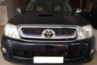 Bán Toyota Hilux đời 2011, màu đen, xe nhập, số sàn giá 465 triệu tại Hà Nội