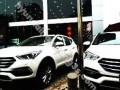 Cần bán xe Hyundai Santa Fe sản xuất 2017, màu trắng, xe nhập giá 1 tỷ 90 tr tại Hải Dương