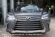 Bán xe Lexus LX570 2016, nhập trung đông giá 6 tỷ 890 tr tại Hà Nội