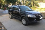 Tôi cần bán Chevrolet Captiva MT đời 2008, màu đen số sàn giá 353 triệu tại Khánh Hòa