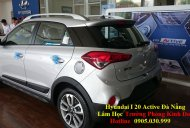 Cần bán Hyundai i20 Active năm 2017, màu trắng, xe nhập giá 601 triệu tại Đà Nẵng