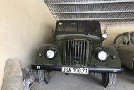 Cần bán xe Gaz 69 đời 1967, nhập khẩu chính hãng chính chủ giá 350 triệu tại Thanh Hóa