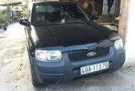 Cần bán gấp Ford Escape 2.0 năm sản xuất 2003, màu đen số sàn giá 289 triệu tại Lâm Đồng