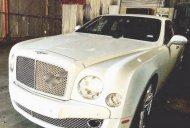 Cần bán xe Bentley Mulsanne 6.2L đời 2017, màu trắng, xe nhập giá 9 tỷ 108 tr tại Hà Nội