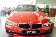 BMW 320i 2017 | Giá xe BMW chính hãng | [Quảng Nam] Bán xe BMW 320i màu đỏ, giá rẻ nhất, giao xe ngay giá 1 tỷ 468 tr tại Quảng Nam