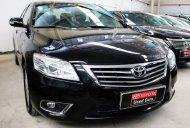 Cần bán lại xe Toyota Camry 2.4G sản xuất 2012, màu đen giá 810 triệu tại Tp.HCM