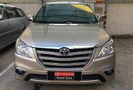 Bán Toyota Innova 2.0E đời 2015, màu nâu, giá 700tr giá 700 triệu tại Tp.HCM
