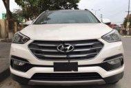 Cần bán Hyundai Santa Fe 2.4AT đời 2017, màu kem (be) giá 1 tỷ 60 tr tại Hải Dương