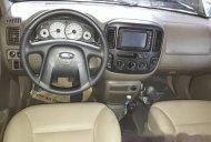 Bán Ford Escape 2.0 đời 2003, màu đen số sàn giá 270 triệu tại Tp.HCM