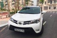 Bán Toyota RAV4 2.5AT đời 2015, màu trắng, xe nhập số tự động giá 1 tỷ 450 tr tại Hà Nội