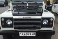 Xe LandRover Defender đời 2003 màu trắng, giá tốt nhập khẩu giá 780 triệu tại Thái Bình