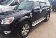 Chợ ô tô Giải Phóng bán xe Ford Everest 4x2MT Sx 2011, 1 cầu, máy dầu, màu đen giá 575 triệu tại Hà Nội