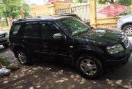 Bán xe cũ Ford Escape 2.3 đời 2006, màu đen số tự động giá 265 triệu tại Hà Nội