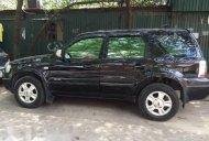 Cần bán Ford Escape 2.3 đời 2006, màu đen số tự động giá 255 triệu tại Hà Nội
