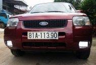 Bán Ford Escape 2.0 năm 2003, màu đỏ xe gia đình, 280tr giá 280 triệu tại Gia Lai