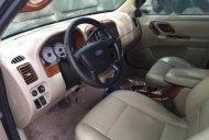 Bán Ford Escape 2.3 đời 2006, màu đen giá 265 triệu tại Hà Nội