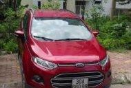 Chính chủ bán Ford EcoSport đời 2014, màu đỏ giá 530 triệu tại Hà Nội