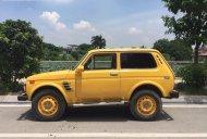 Xe Lada Niva đời 1990, màu vàng, nhập khẩu nguyên chiếc, chính chủ, giá tốt giá 85 triệu tại Hà Nội