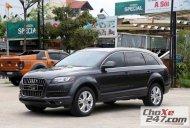 Cần bán lại xe Audi Quattro đời 2010, màu đen giá 1 tỷ 580 tr tại Tp.HCM