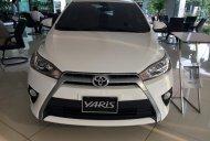 Cần bán xe Toyota Yaris 1.5E CVT năm 2017, màu trắng, nhập khẩu nguyên chiếc, giá 570tr giá 570 triệu tại TT - Huế