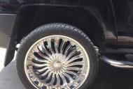 Cần bán xe Hummer H3 đời 2008, màu đen, nhập khẩu nguyên chiếc ít sử dụng giá 2 tỷ 300 tr tại Tp.HCM