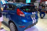 Bán xe Ford Fiesta Ecoboost 1.0L 2017, màu xanh lam, liên hệ 0943494091 để hỗ trợ thêm giá 560 triệu tại Tp.HCM