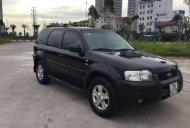 Cần bán lại xe Ford Escape 3.0 năm 2003, màu đen, giá tốt giá 176 triệu tại Hà Nội