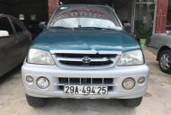 Bán ô tô Daihatsu Terios 4x4MT đời 2005, màu xanh lam chính chủ giá 185 triệu tại Phú Thọ