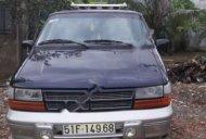 Bán xe Dodge Caravan đời 1995, màu xanh lam, nhập khẩu giá 84 triệu tại Tp.HCM