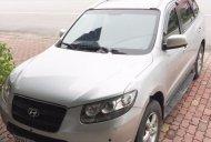 Bán Hyundai Santa Fe 2.7 MT đời 2009, màu bạc, nhập khẩu giá 435 triệu tại Hưng Yên