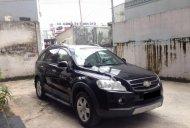 Cần bán lại xe Chevrolet Captiva LTZ đời 2009, màu đen số tự động giá 335 triệu tại Tp.HCM