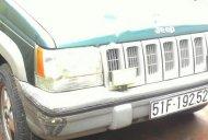 Bán gấp Jeep Grand Cheroke đời 1994, màu xanh lam, xe nhập giá 185 triệu tại Tp.HCM