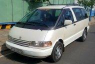 Cần bán xe Toyota Previa 2.4MT đời 1990, màu trắng, nhập khẩu số sàn giá 135 triệu tại Tp.HCM