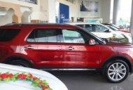 Bán xe Ford Explorer đời 2017, màu đỏ giá 2 tỷ 180 tr tại Kiên Giang