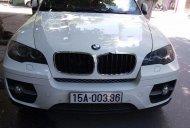 Chính chủ bán BMW X6 đời 2009, màu trắng, nhập khẩu  giá 1 tỷ 250 tr tại Hải Phòng