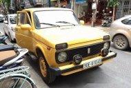 Chính chủ bán Lada Niva1600 đời 1990, màu vàng, nhập khẩu giá 85 triệu tại Hà Nội