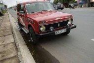 Bán gấp Lada Niva1600 đời 1998, màu đỏ chính chủ giá 70 triệu tại Hậu Giang