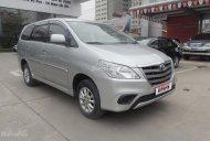 Cần bán lại xe Toyota Innova E đời 2014, màu bạc chính chủ giá 610 triệu tại Hà Nội